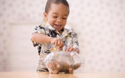 An allowance will teach kids about the value of money